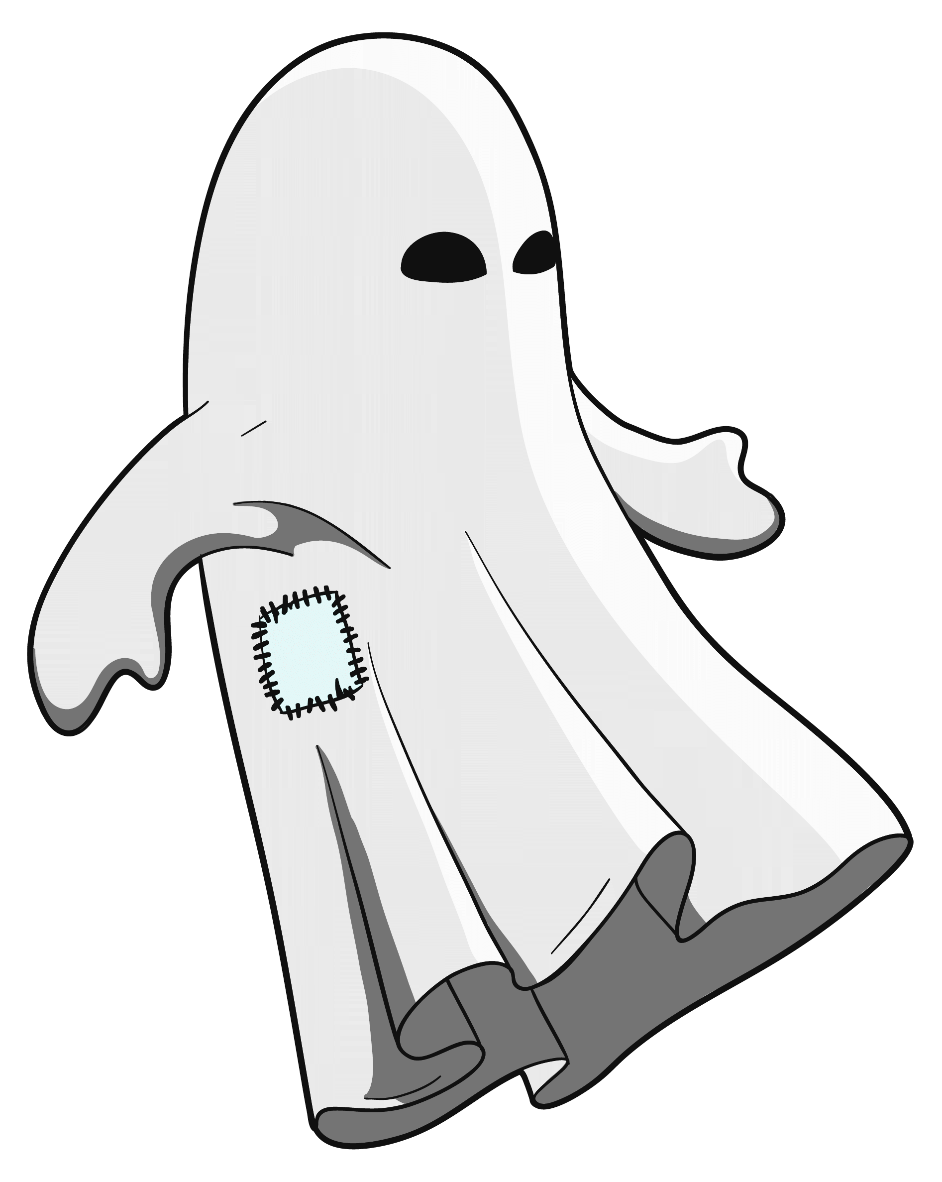 1893x2374 Drawing Halloween Ghost Transparent Png Clipart Free Download