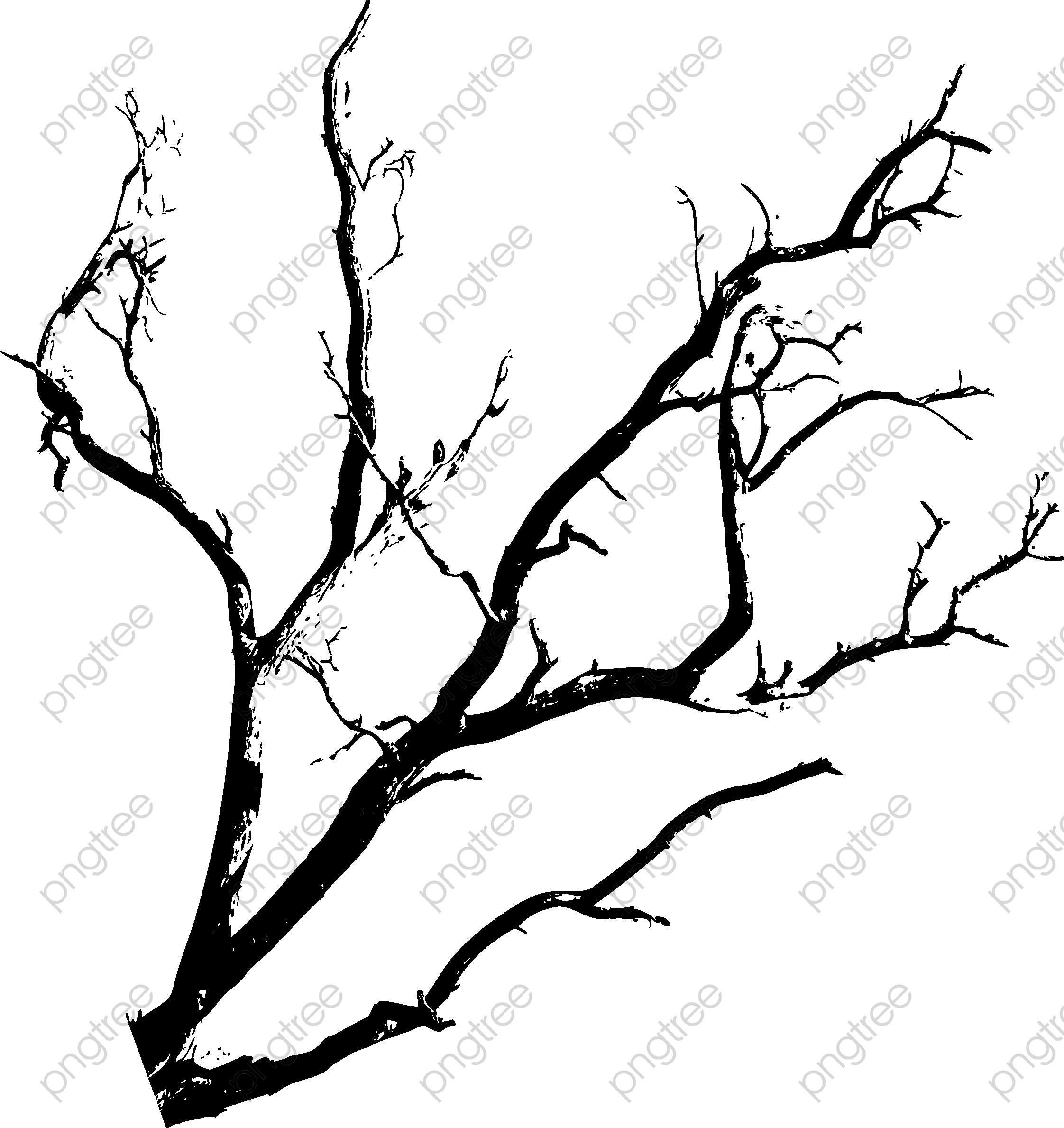 Halloween Tree Drawing   Free download best Halloween Tree