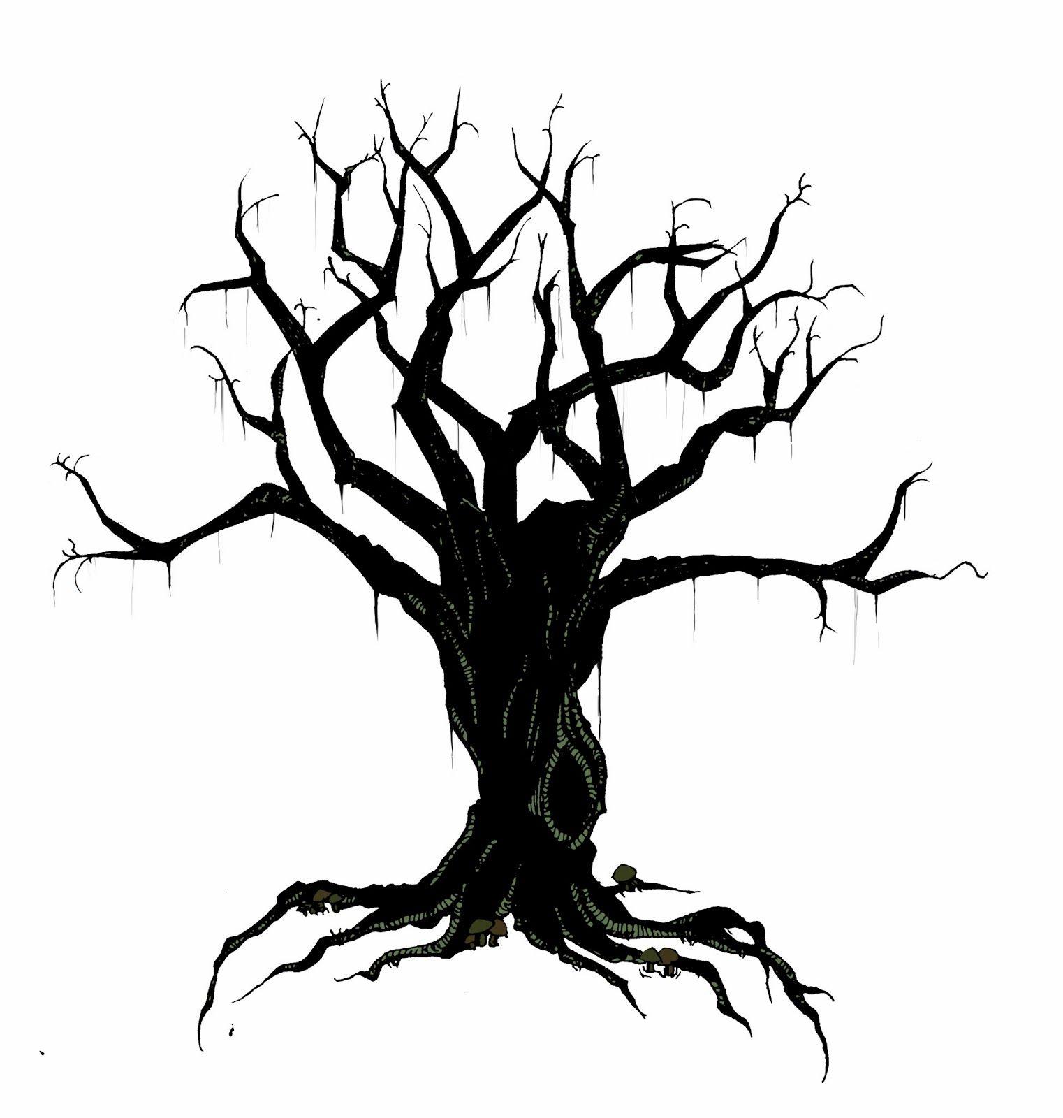 1522x1600 creepy bird in tree silhouette creepy tree ravens