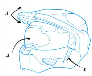 302x250 Draw A Halo Helmet, Step