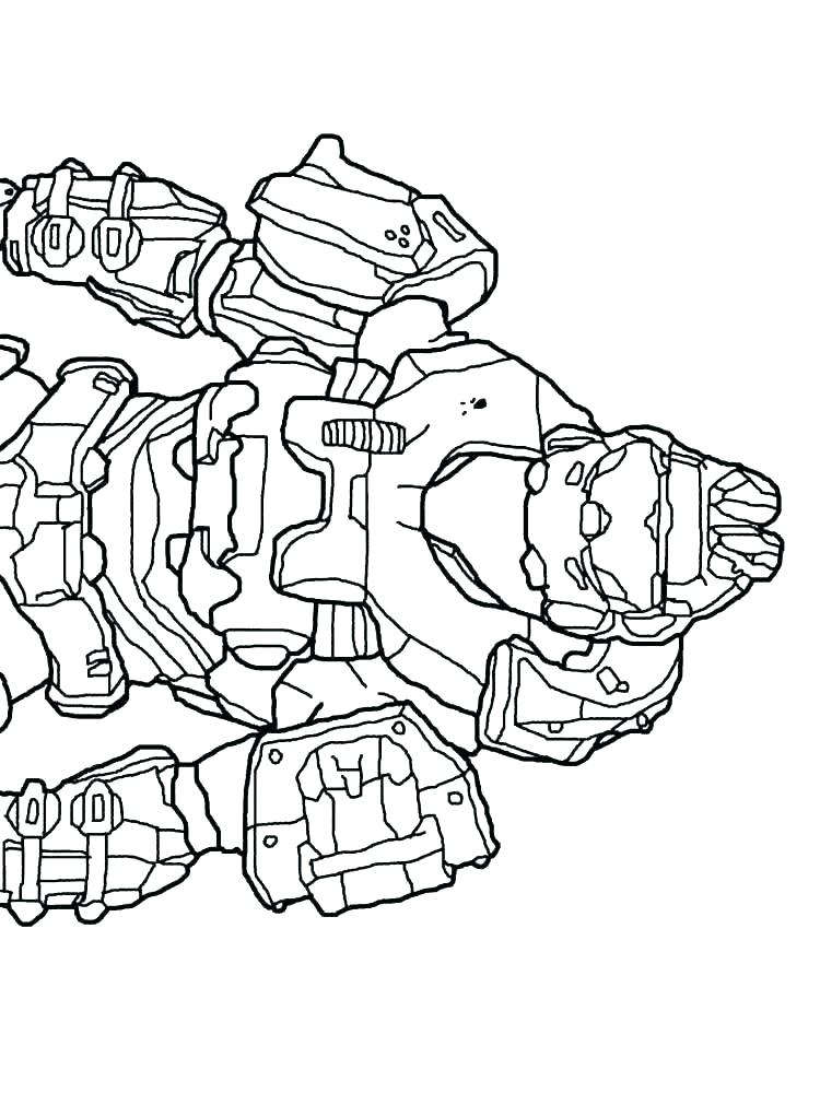 750x1000 halo coloring pages to print halo coloring pages free halo