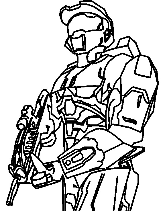 576x736 mesmerizing halo coloring pages printable for good heroic halo