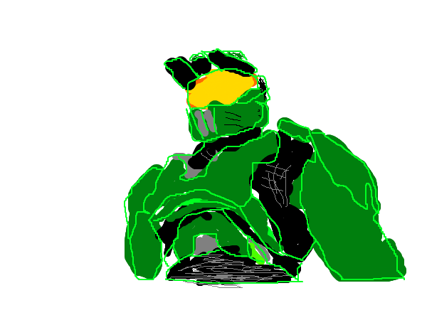 600x450 Collection Of Free Halo Drawing Master Chief Download On Ui Ex