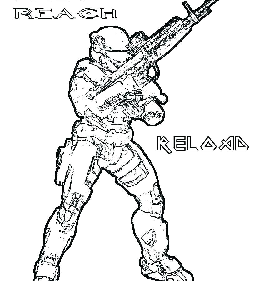 816x900 halo coloring sheets halo halo guardians coloring pages