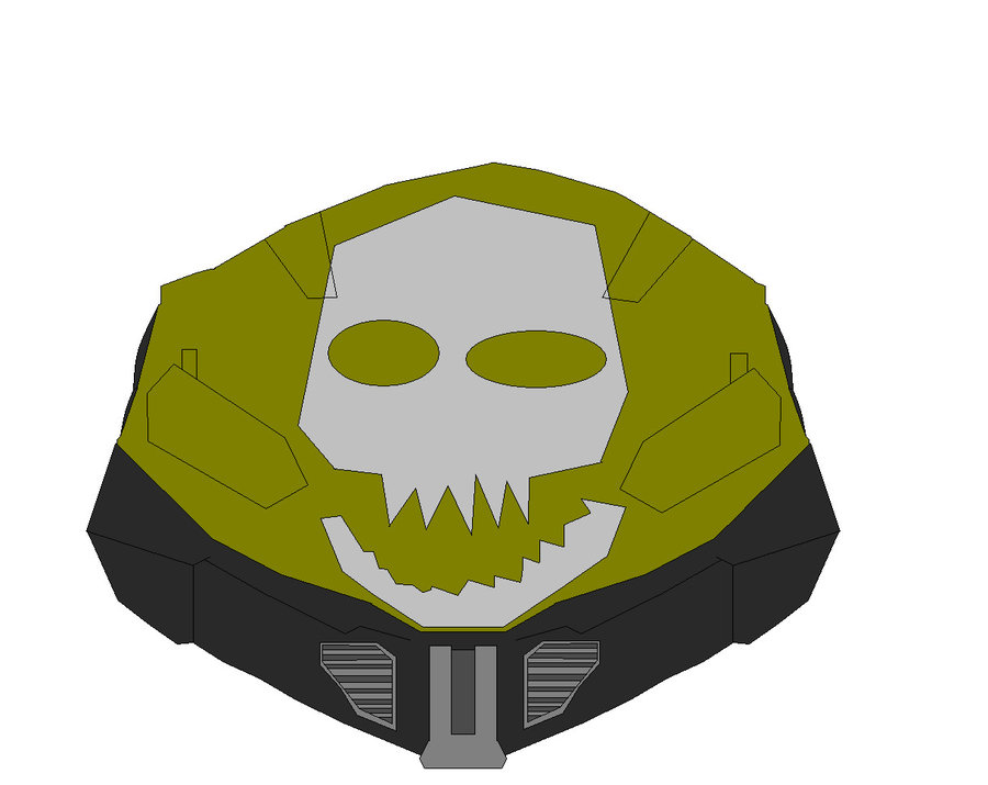 900x715 Halo Reach How To Get Skull Helmet