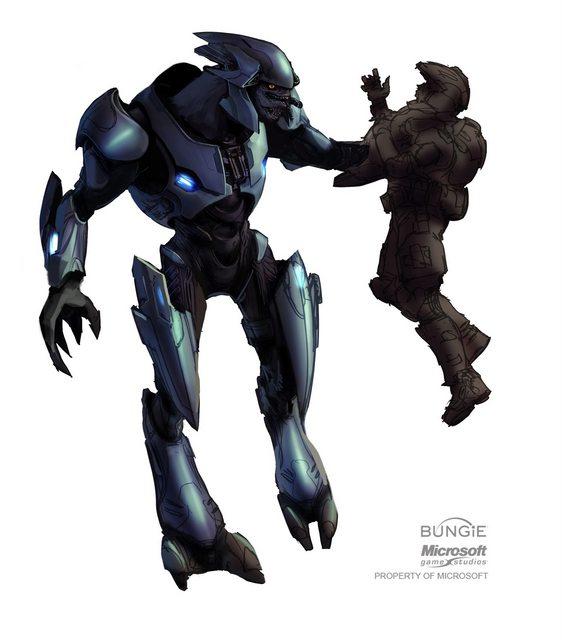 562x640 Halo Reach Force Sub