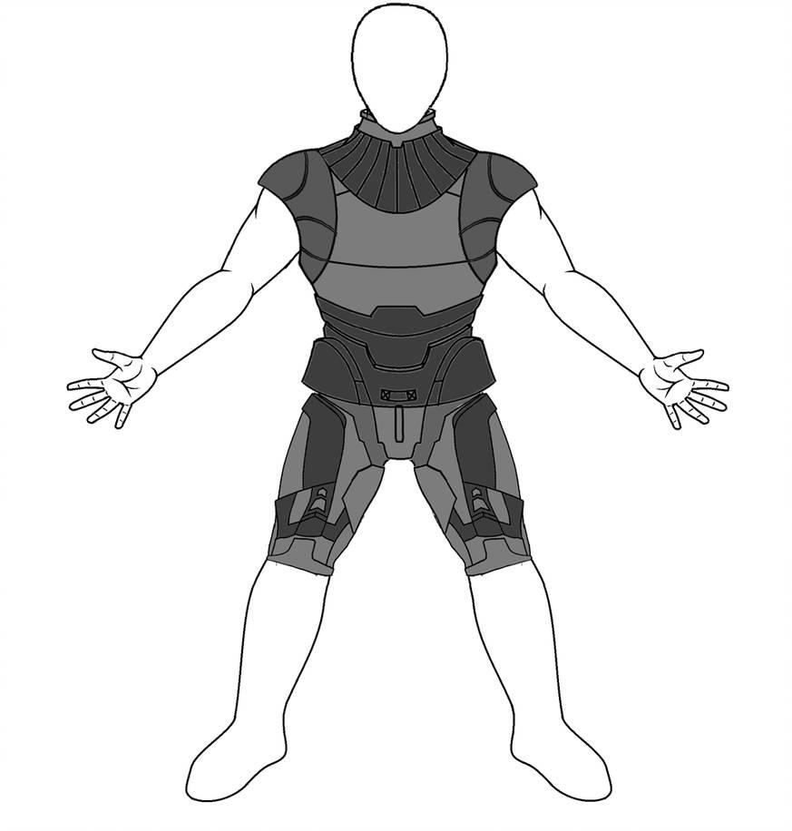 873x916 Halo Reach Undersuit Fist Part
