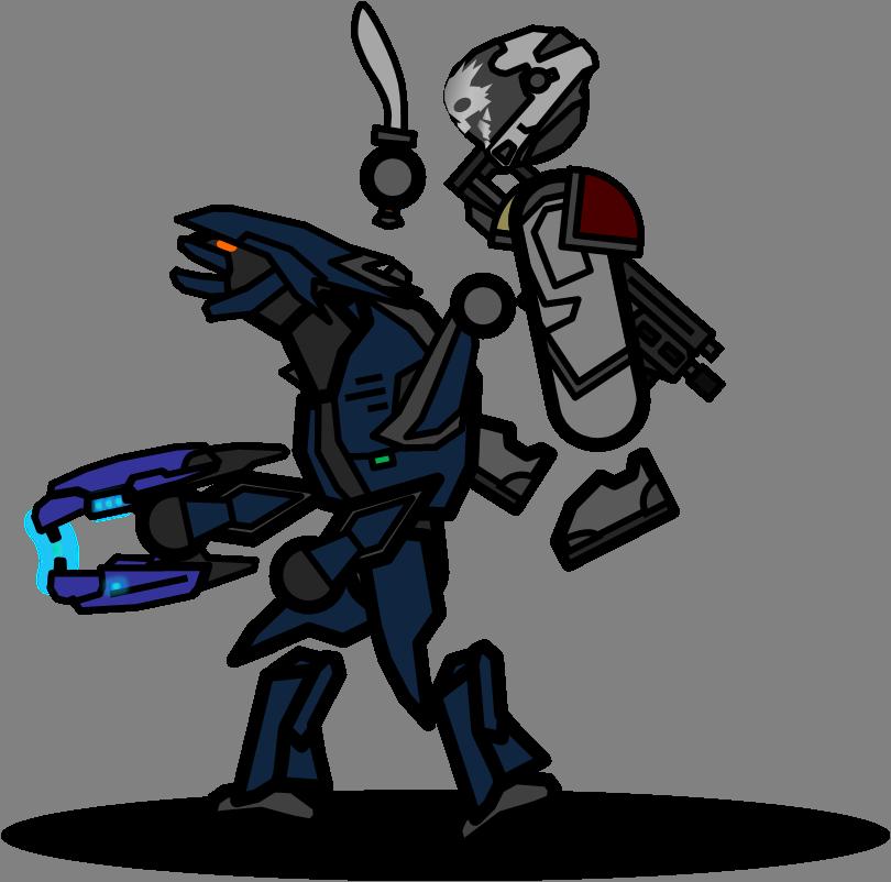 810x802 Halo Spartan Clipart