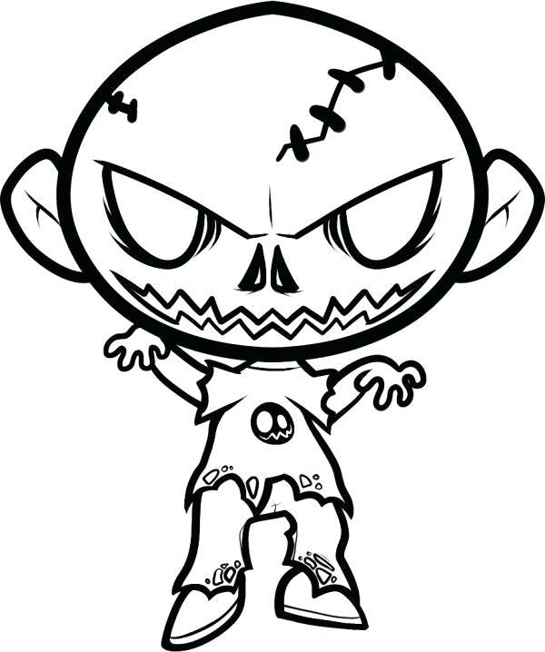 600x718 Haloween Drawings Drawings Scary Halloween Skeleton Drawings