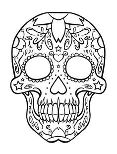 236x310 Skulls On Fire Coloring Pages Inspirational Free Drawings Skulls