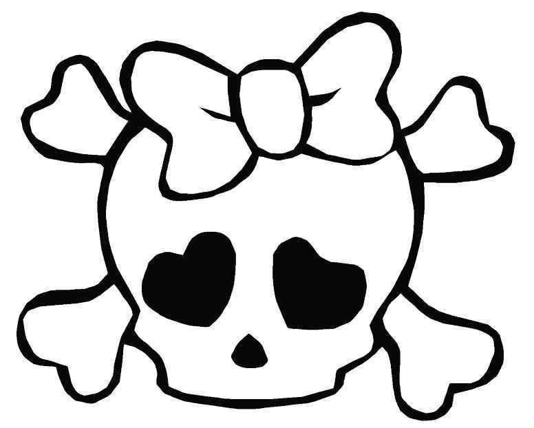 776x622 Skulls On Fire Coloring Pages New Free Drawings Skulls Fire