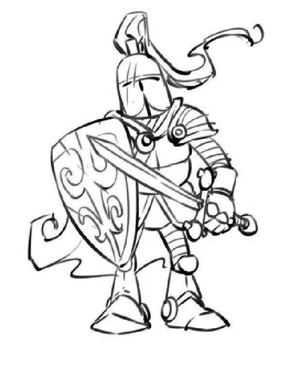 600x776 Spartan Warrior Coloring Pages Fresh Me Val Warrior Drawing
