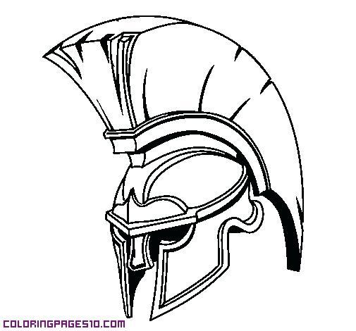 505x470 spartan coloring pages spartan head coloring pages spartan