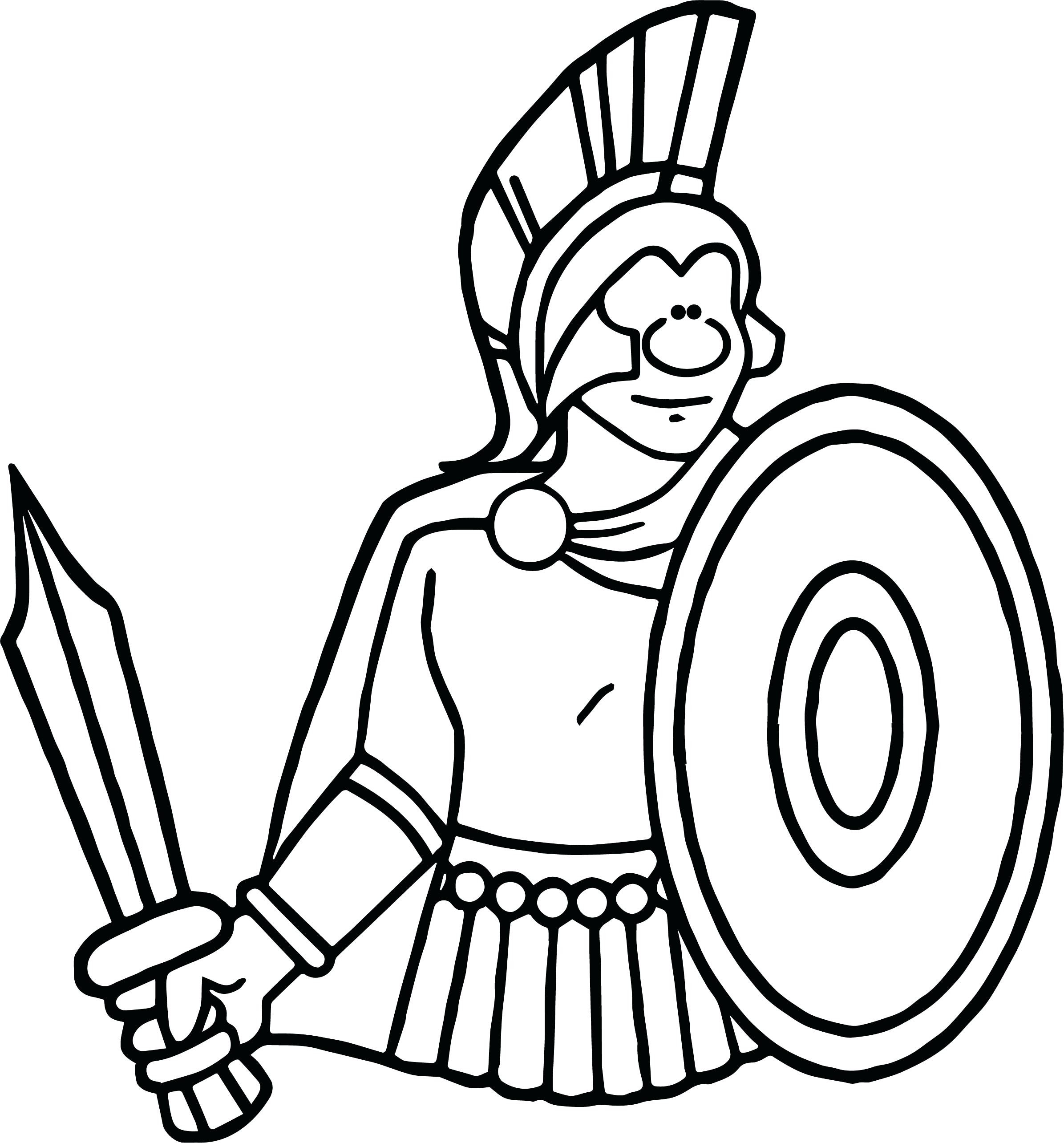 2391x2568 Startling Spartan Warrior Coloring Pages Helmet Drawing