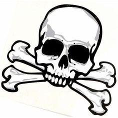 236x236 Best Simple Skull Images Ideas, Skull Tattoos, Skulls