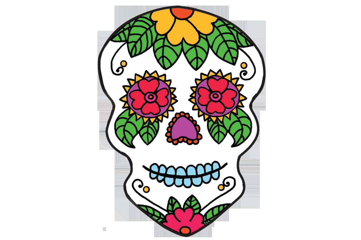 1160x772 Dia De Los Muertos Clipart Sugar Skull For Free Download And Use