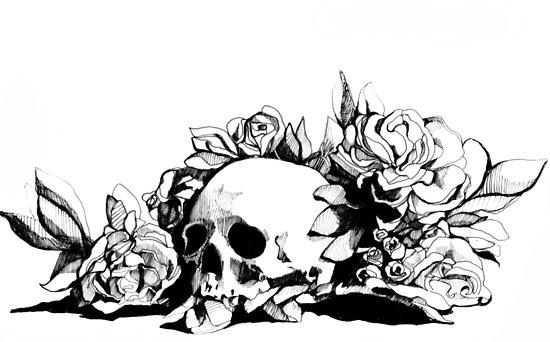 550x342 Hamlet Skull Posters
