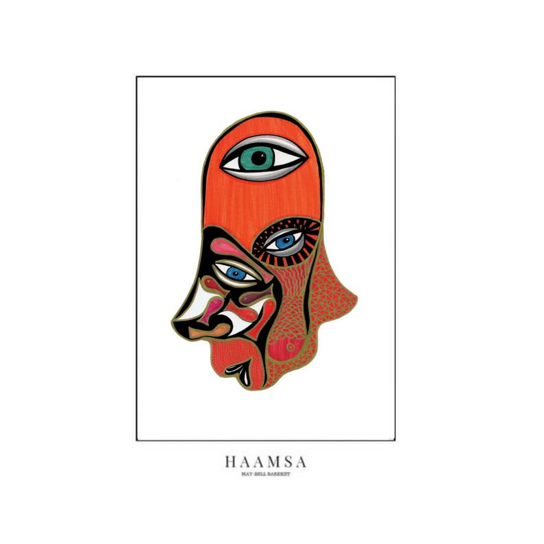 794x794 hand of fatima hamsa hand hamsa art healing hand orange etsy