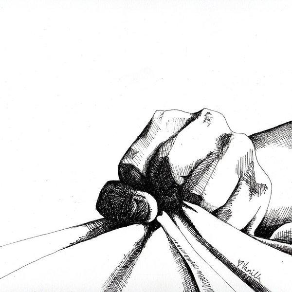 600x600 Hand Anatomy Drawings Fine Art America