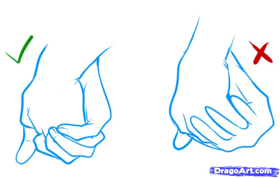 938x596 How To Draw Cartoon Arms And Hands
