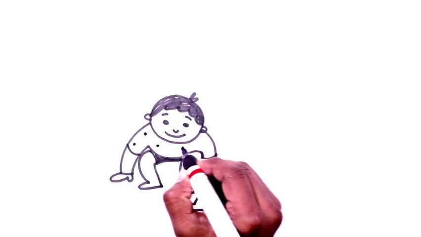 852x480 Cartoon Drawings