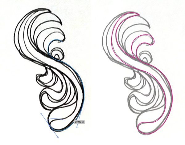 600x471 Graphic Design Make Hand Drawn Patterns Free Adobe Illustrator