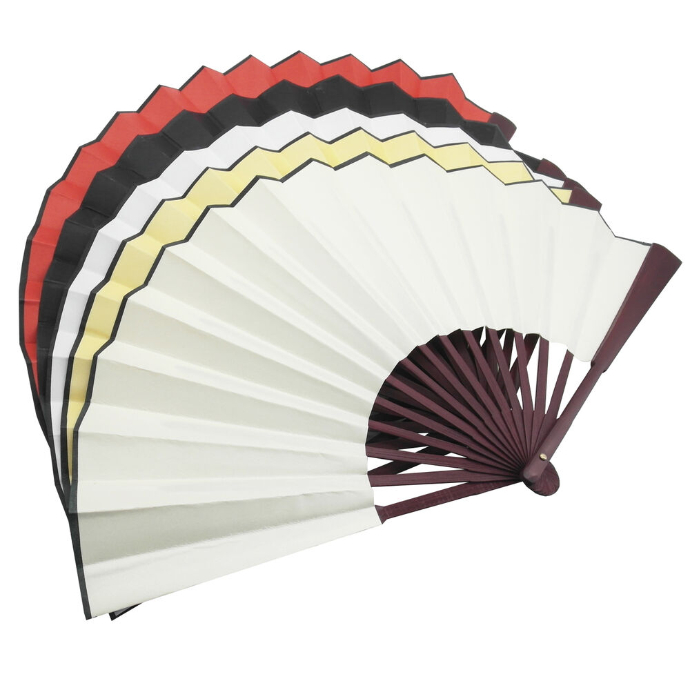 1000x1000 Pcs Chinese Nylon Cloth Handheld Folding Hand Fan Drawing