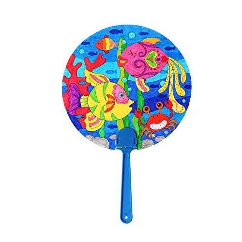 500x500 Mixlite New Concepts Diy Animals Fish Mini Fan Program