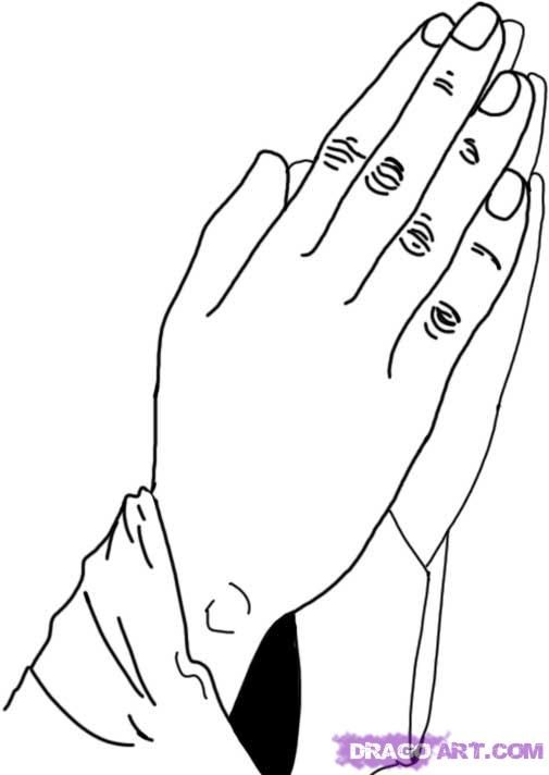 505x712 praying hands praying for a cure drawings, praying hands