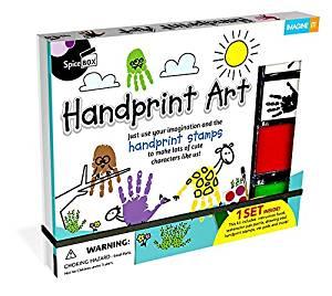 300x268 Spicebox Handprint Art Kit Toys Games