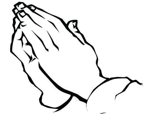 474x366 Praying Hands Coloring Sheets Palmarosa