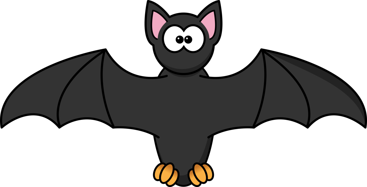 1473x750 Collection Of Free Bats Drawing Cartoon Download On Ui Ex