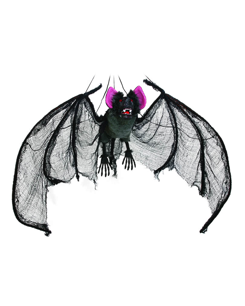 810x1010 Giant Bat Prop Cm I Hanging Bat Prop For Halloween Horror