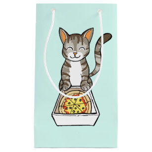 307x307 Happy Cat Gift Bags Zazzle