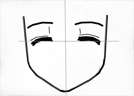 472x340 Pleased Happy Eyes Are Hard Manga Drawing Tutorials, Eye