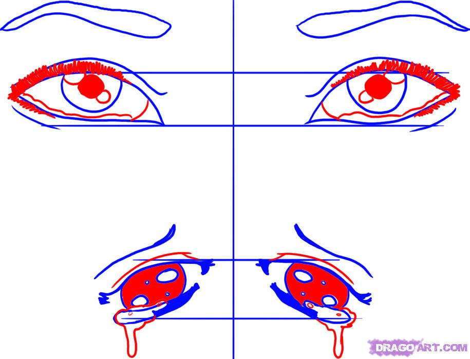 915x698 Jolie Blogs Happy Eyes Drawing