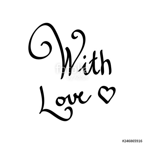 500x500 cute lettering valentines day hand drawing vector lettering design