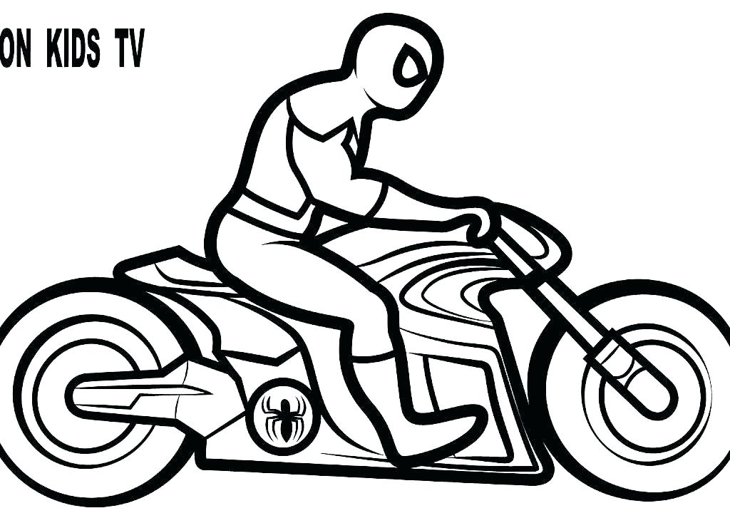 Collection Of Motorcycles Clipart