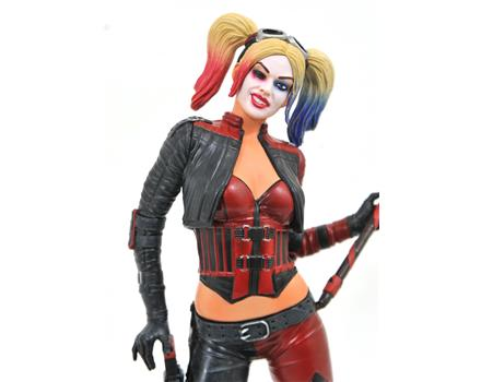 440x350 Dc Video Game Gallery Injustice Harley Quinn Exclusive Pvc
