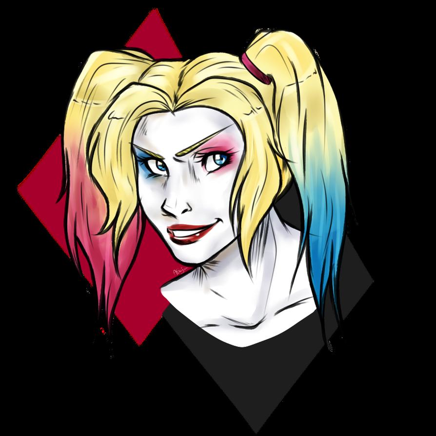 894x894 Harley Quinn