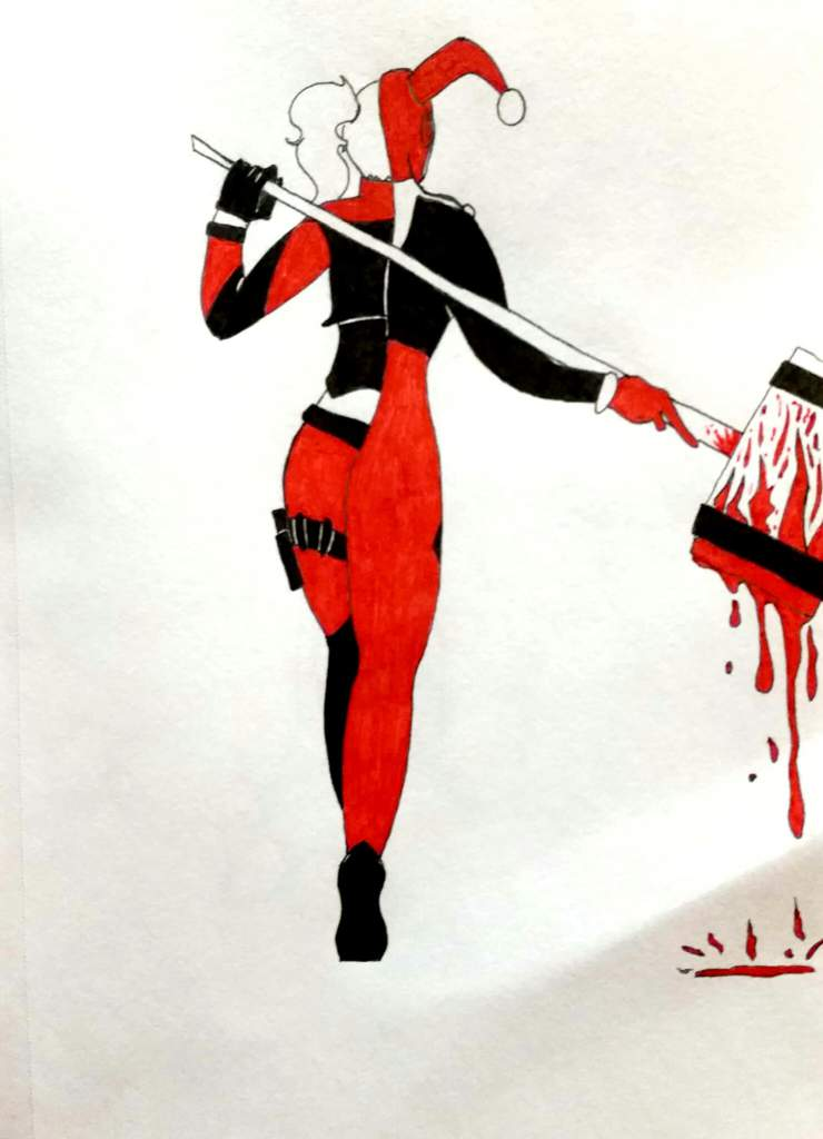740x1024 Harley Quinn Dc Entertainment Amino