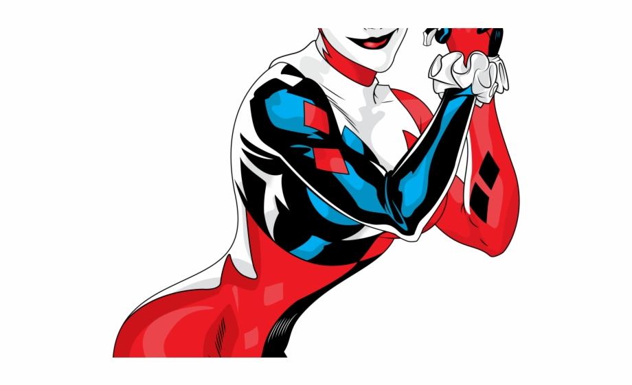920x561 Harley Quinn Clipart Harlequin