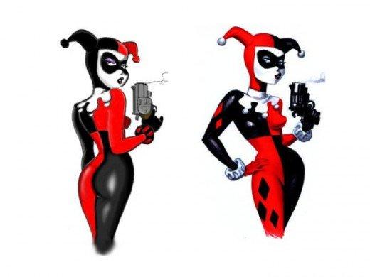 520x390 Harley Quinn Costume History Hobbylark
