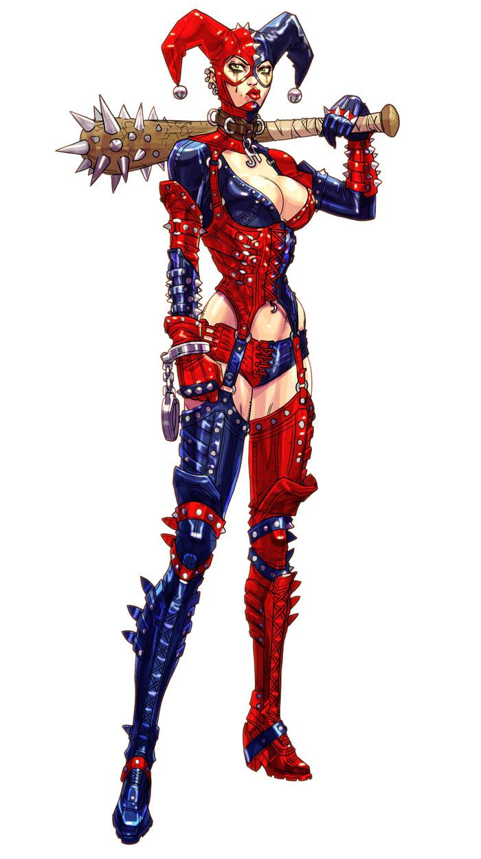 700x1250 Harley Quinn