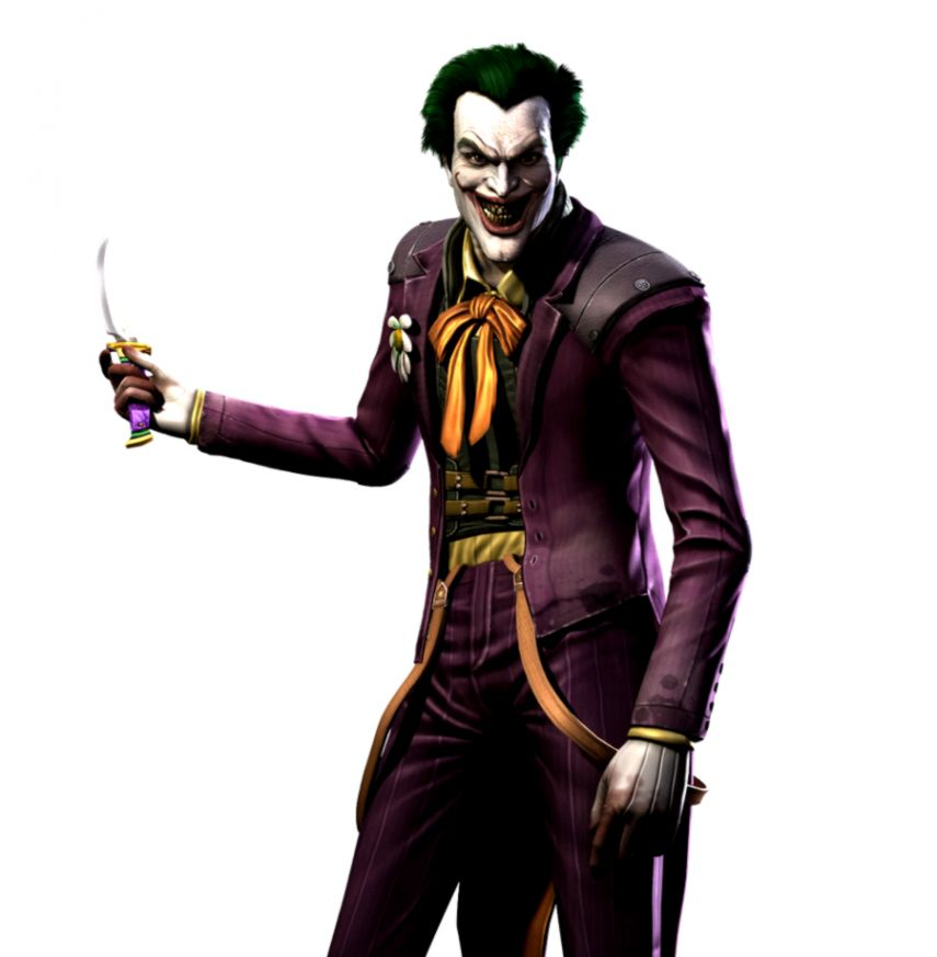 855x873 Injustice Gods Among Us The Joker Artwork Wallpapers Library