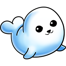 220x220 cute baby seal png transparent cute baby seal images