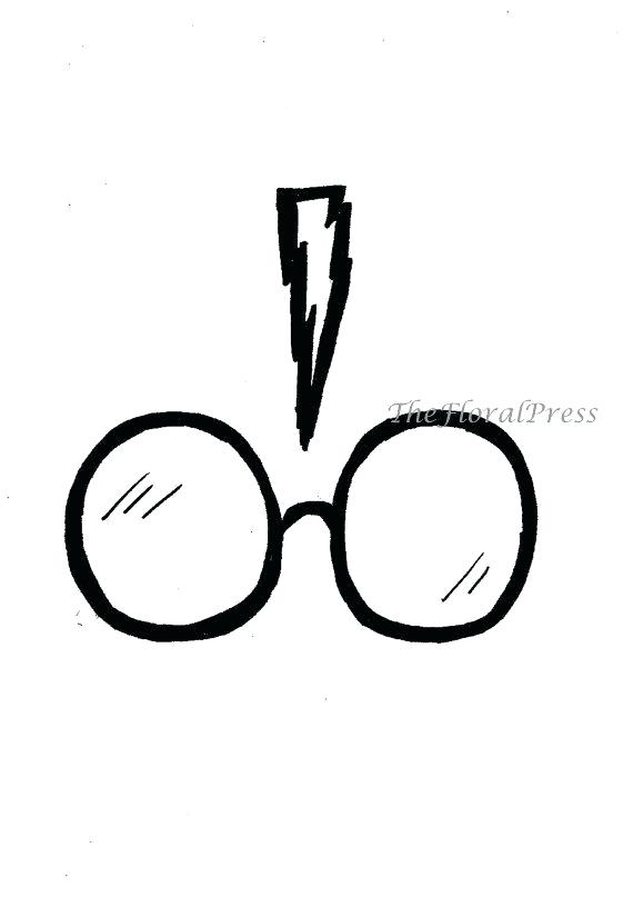 570x807 How To Draw Harry Potter How To Draw Harry Potter Gryffindor Logo