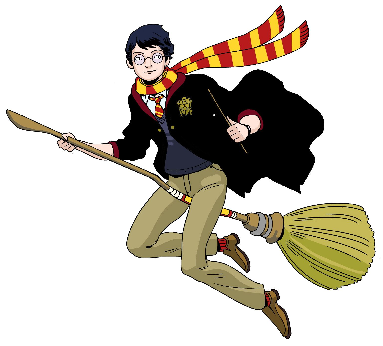 1536x1387 Image Result For Harry Potter Quidditch Cartoon Image Joy Rocks