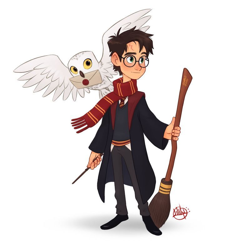 736x782 Drawing Cartoon Characters Potter Harry