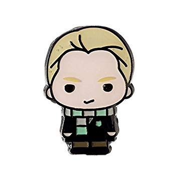 355x355 Harry Potter Draco Malfoy Pin Badge Toys Games